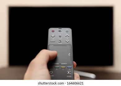 Touch remote control for smart tv