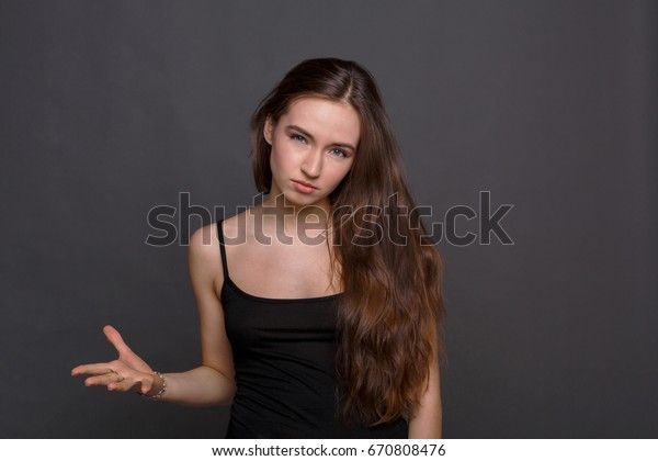 Tough Girl High Resolution Stock Photography and Images