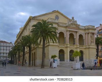Toulon Opera House, France