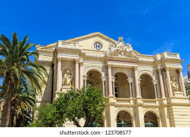 Toulon Opera House, Provence, France