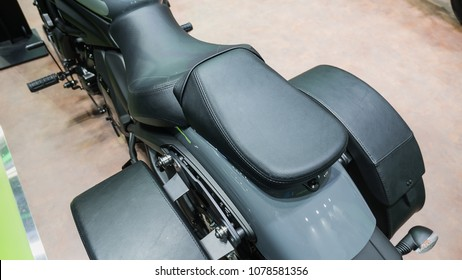 Touring motercycle seat.