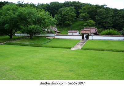 "Tourist Attractions in Japan / Historical Educational Facilities ""Shizutani-Gakko"" / Okayama-ken Bizen-city"