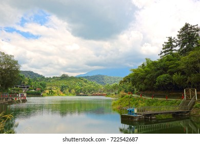 Toushe Reservoir is the smallest reservoir in Taiwan.