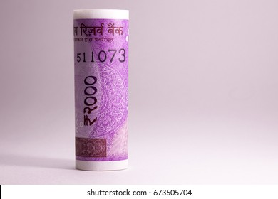 Tow Thousand New Indian Currency