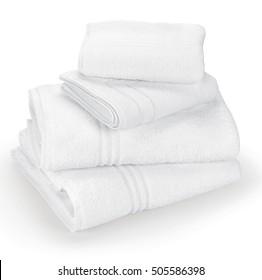 towel towels bath spa stack hotel cotton bathroom laundry textile dry shower hygiene cloth wash