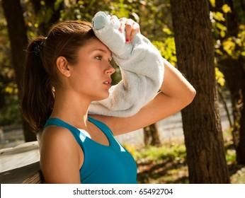 Toweling Sweat