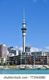 A tower in Auckland