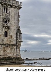 Tower of Belem, Lisbon.