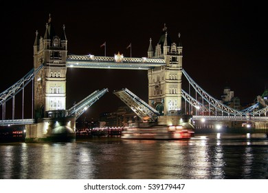 Tower Bridge London. The bridge crosses the River Thames close to the Tower of London and has become an iconic symbol of London, built in 1886â??1894.