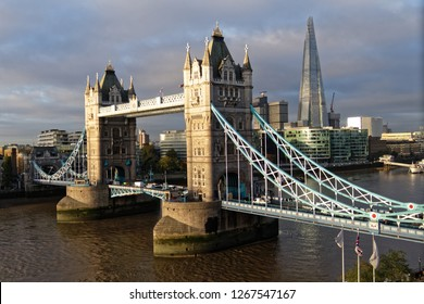 Tower Bridge - London - England - UK