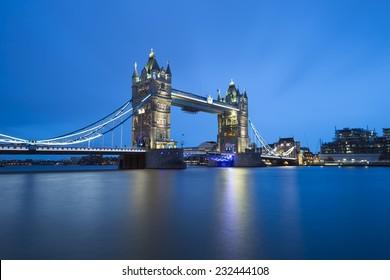 Tower Bridge ,London,UK