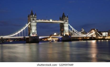 Tower Bridge Nightlife