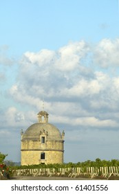 Tower of Chateau Latour