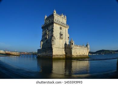 Belèm tower, Belèm district, Lisbon, Portugal