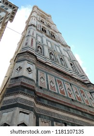 tower of duomo di firenze in florence, italy