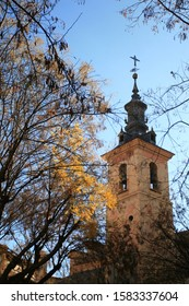 tower in european classical architecture