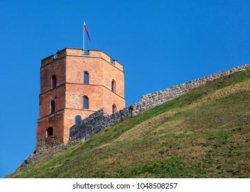 Tower of Gediminas in Vilnius