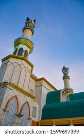Tower of Hubbul Wathan Mosque, Islamic Centre of West Nusa Tenggara, Lombok, Indonesia