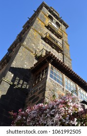 concepción tower and Jasmine. la laguna.tenerife