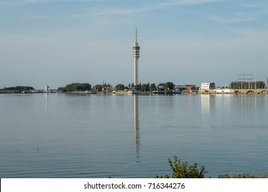 Tower in Lelystad.