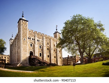 Tower of London - Part of the Historic Royal Palaces, housing the Crown Jewels.