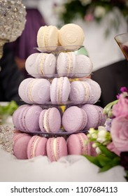 Tower of macaroons