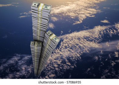 The Tower of money