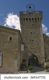 Tower at Montbrun des Bains
