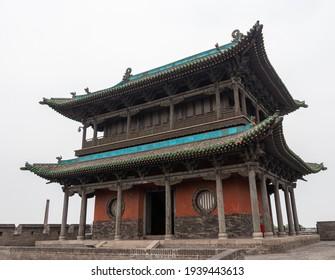 Tower of Pingyao's city wall - China