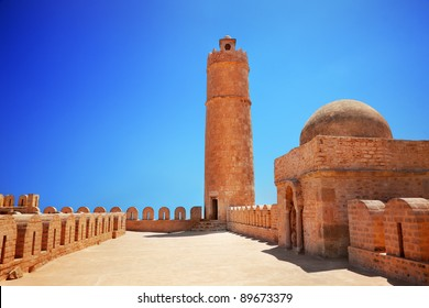 Tower of the Ribat Sousse, Tunisia