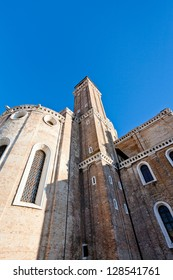 towers of Padua Cathedral in Padova, Italy