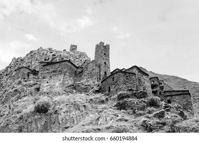 The towers of Shatili