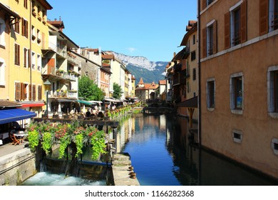 The Town of Annecy France v2