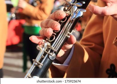 town band musicians