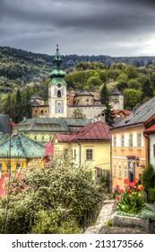 From the Town of Banska Stiavnica, Slovakia