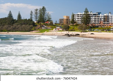 Town Beach, Port Macquarie, New South Wales, Australia