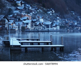 town by the lake