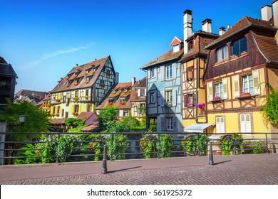 Town of Colmar.
