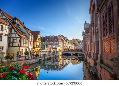 Town of Colmar.