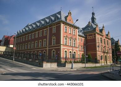 Town hall in Banska Bystrica, Slovakia