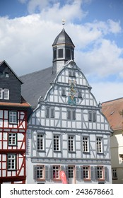 Town hall in Butzbach, Germany