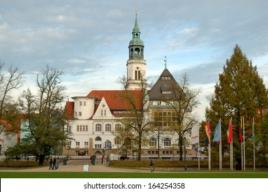 Town hall in Celle, Lower Saxony, Germany