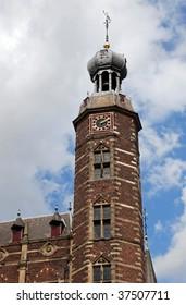 Town Hall clock-tower, Venlo, Netherlands
