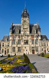 Town hall in Compiegne, France