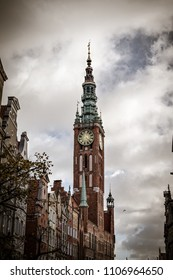 town hall in Gdansk