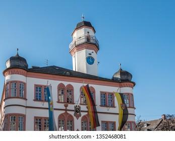Town hall of Hof an der Saale