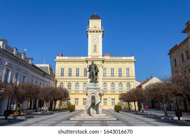 Town hall of Komarno in Slovakia.