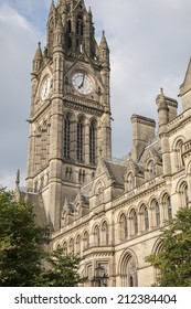Town Hall, Manchester by Waterhouse (1877), England, UK