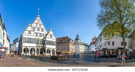 Town hall, Paderborn, Germany