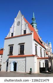 Town Hall Poznan Poland